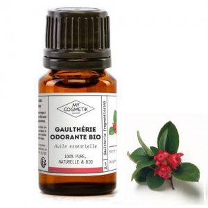 huile essentielle gaulthérie - unjourpeutetre