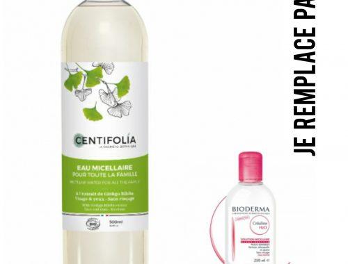 eau micellaire centifolia - unjourpeutetre