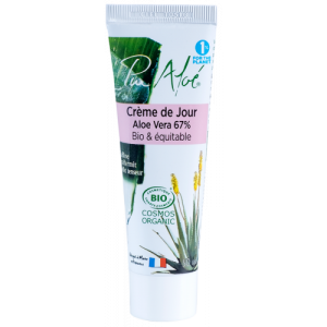 crème de jour Pur Aloe - unjourpeutetre